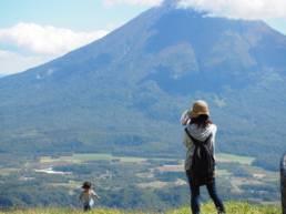 RYOKO & ニセコ羊蹄山