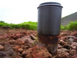 ウルトラライトなコーヒー